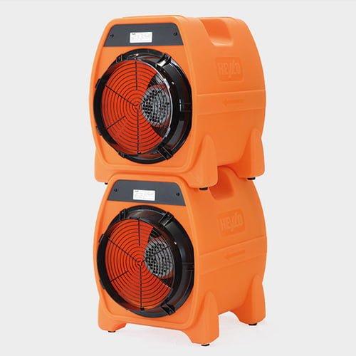 Ventilator Heylo PowerVent 4000-e