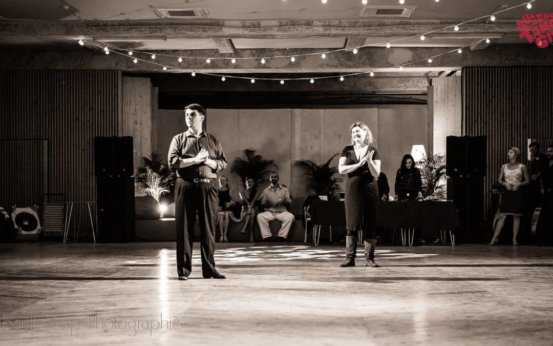 Ventilare si dezumidificare la Bucharest Tango Groove